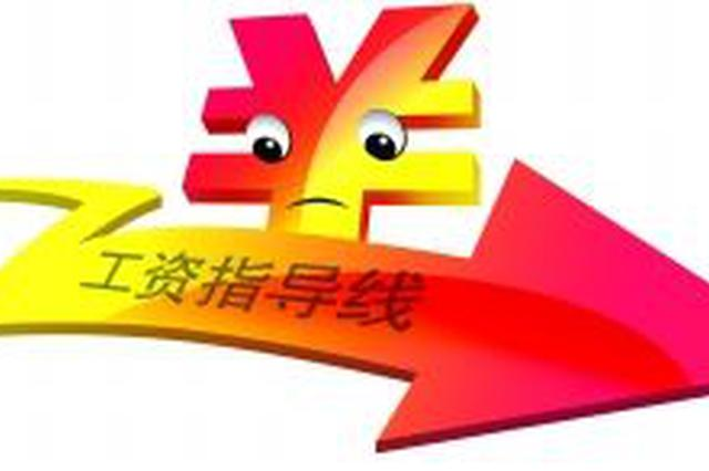 吉林省发布2018企业工资指导线的通知