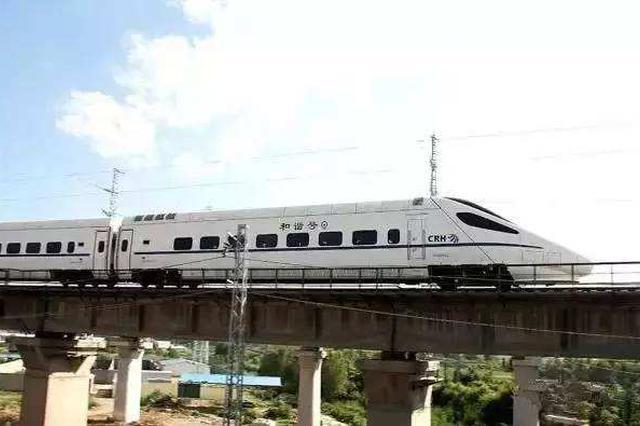 长白乌快速铁路开通运营一周年 运送旅客501万人次