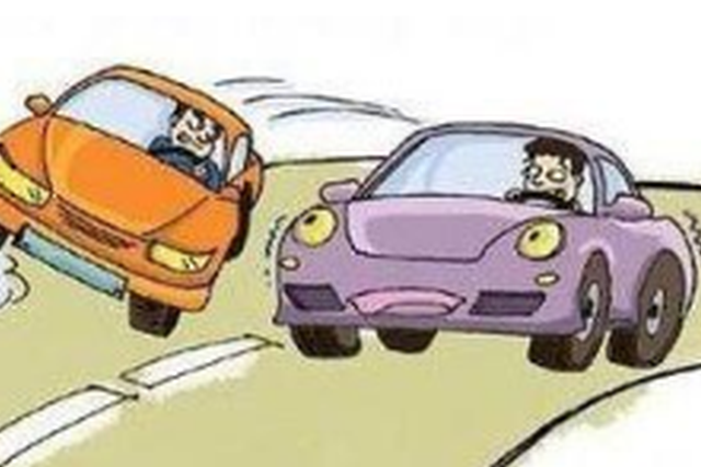 一分钟内两次严重违法 延吉一司机超速行驶被处罚