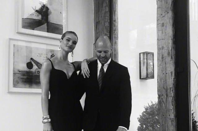 斯坦森与超模女友将于年底结婚 交往8年育有一子