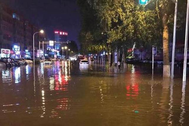 我省全力应对入汛以来最强降雨过程 受灾人口1万余人