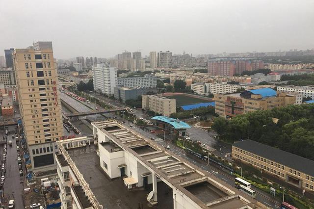 """受台风""""苏力""""等因素影响 今日长春市有大到暴雨"""