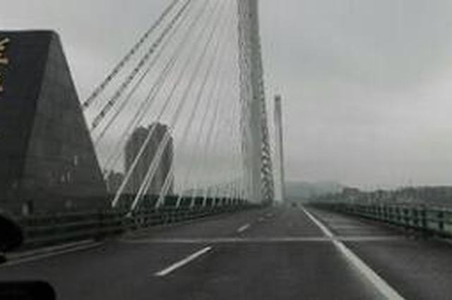 吉林市兰旗大桥整改完毕 市民可放心出行