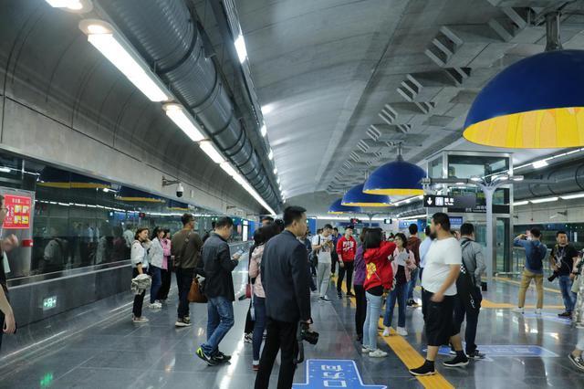 长春城市轨道交通2号线8月30日通车试运营