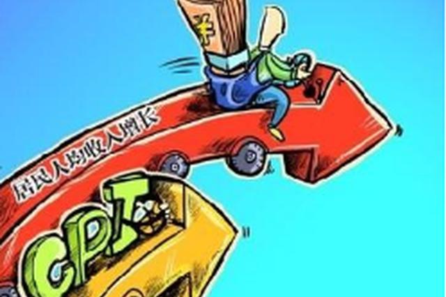 长春市城镇居民人均可支配收入——40年增幅达72.4倍