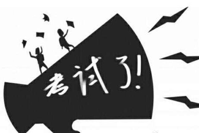 吉林省2019年全国硕士研究生招生考试10月10日起报名