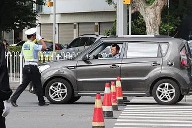 吉林省查处6.5万起斑马线车不让人 这20人终身禁驾