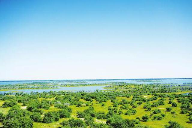 吉林省西部河湖连通工程凸显生态效益