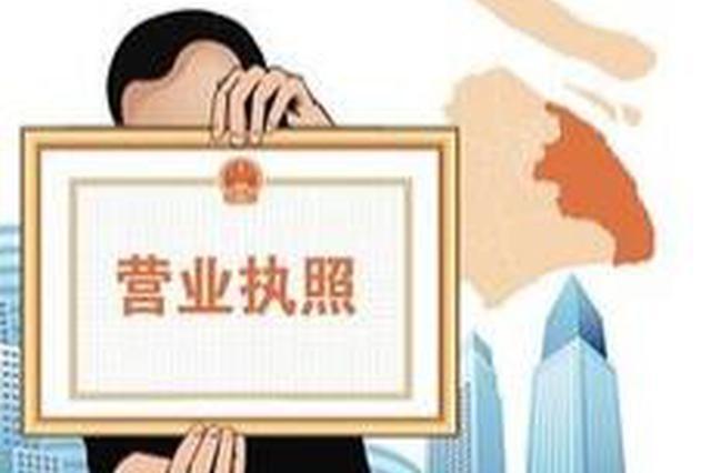 吉林省第一张全程电子化营业执照在长白山首发