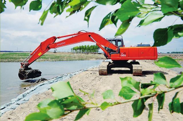 吉林省推行河湖警长制办案98起抓获55人