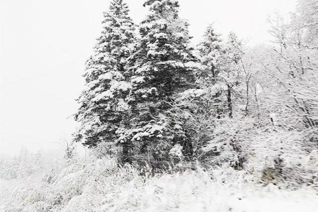 受雪天影响长白山部分景区关闭