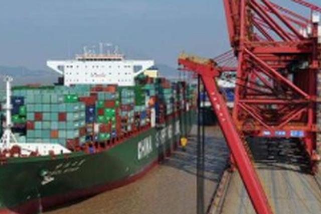 前8个月 长春市对美进出口同比增长42.9%