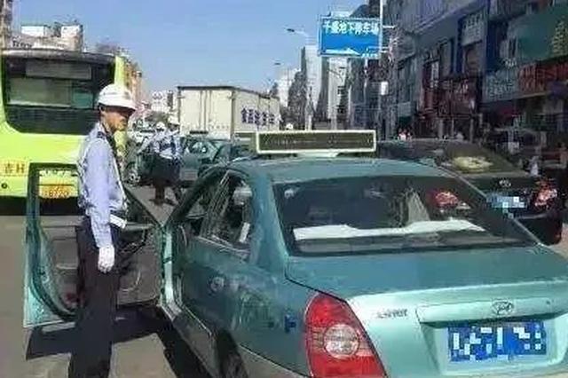 """延吉一出租车司机""""宿酒""""驾驶被拘15天!"""