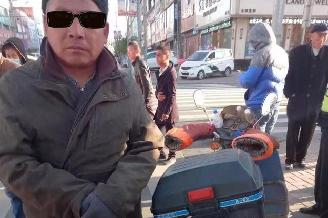 摩托车串挂号牌 长春一驾驶员被罚款5000元记12分