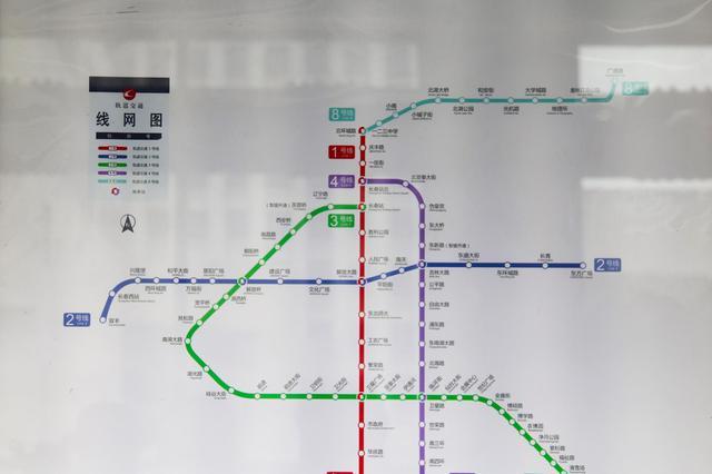 长春城市轨道交通8号线10月30日正式通车试运营(1)