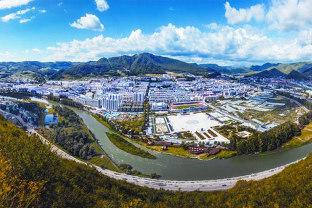 """吉林县域百变样本 长白:如何打造""""中国最美小城"""""""