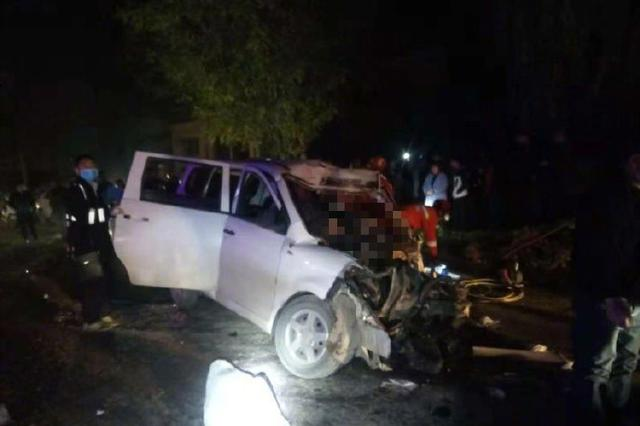 西安面包车车祸死亡人数升至10人 水泥罐车司机被控