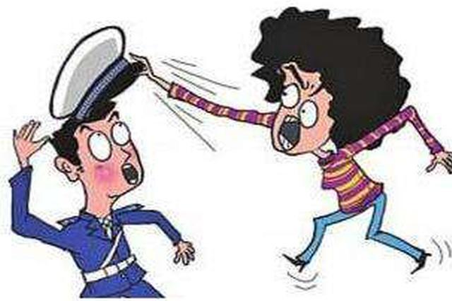 延吉市一对夫妻俩酒后阻碍民警执法被拘留