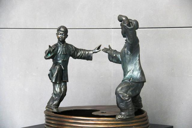 神韵 长春雕塑艺术馆