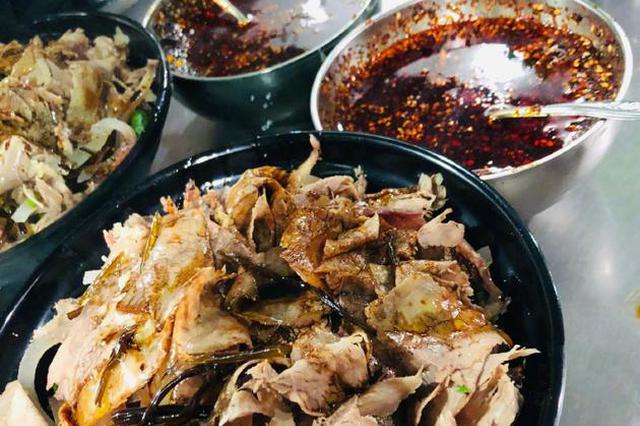 林更新吃面配大碗肉 嘚瑟发文:你家条件允许吗?