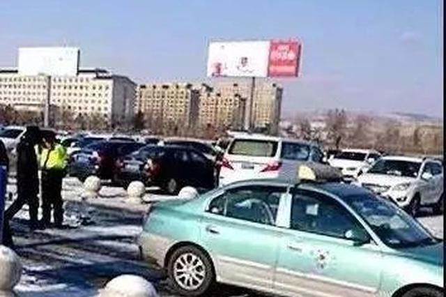 延吉一出租司机在机场内漫天要价 被吊销从业资格证