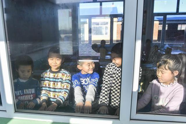 吉林德惠:电采暖让乡村学生温暖过冬