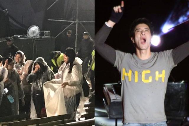 王力宏自掏腰包办演唱会 粉丝自觉收垃圾维持干净