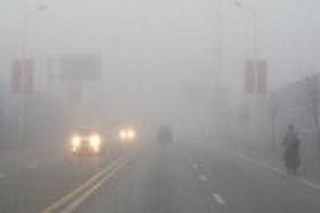 吉林省发布大雾蓝色预警 未来12小时多地有雾