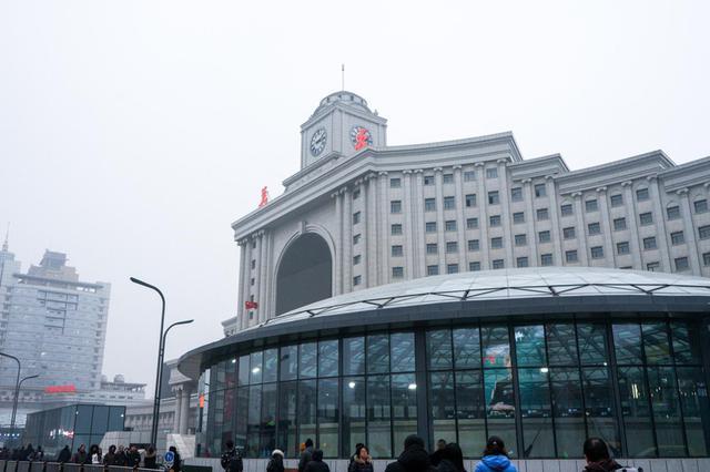 厉害了 长春站南广场换乘中心正式启用
