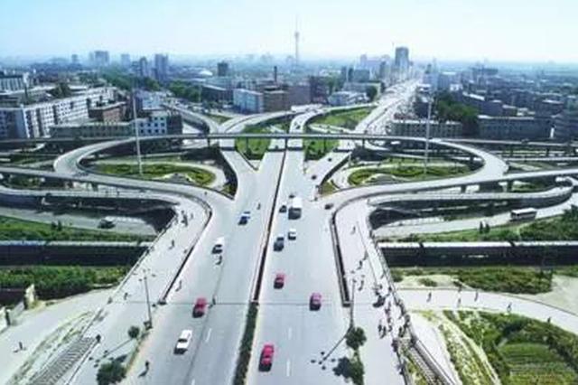 长春市今年将新建续建重点路网137公里