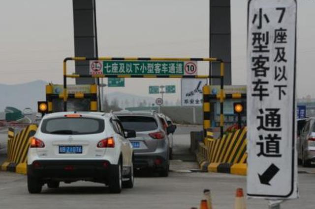 全省高速免费时间从2月4日0时至2月10日24时