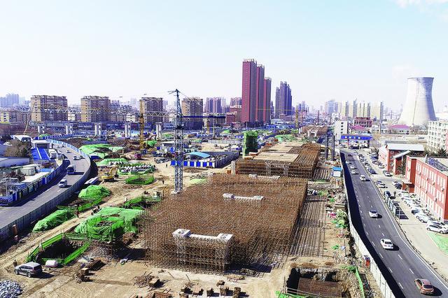 吉林大路快速路将于2020年12月完工