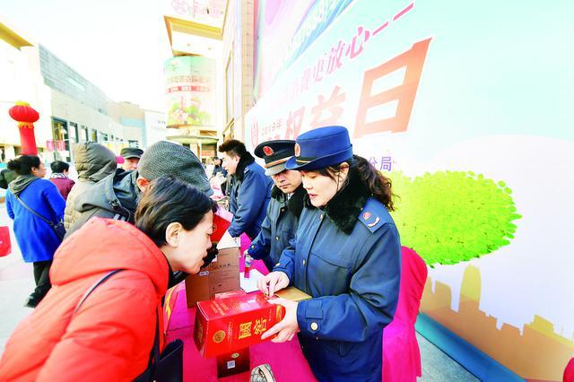 长春市:把维权知识送到消费者身边