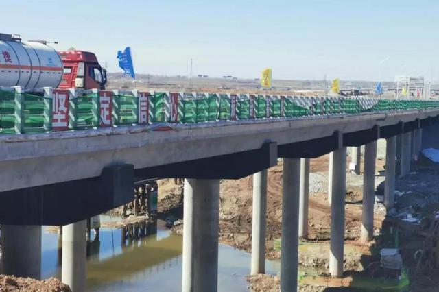 长吉高速改扩建工程今年9月末竣工通车