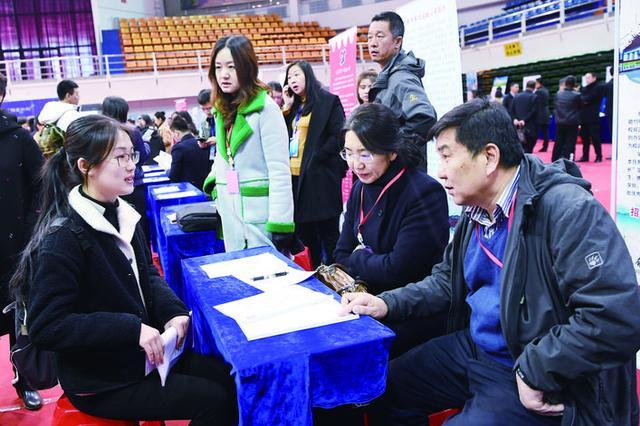长春市强力推出强师强医计划 共提供专业岗位467个