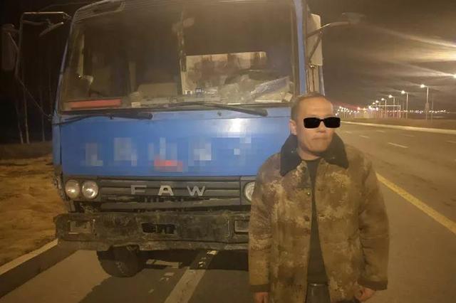 这司机集5项交通违法行为于一身 被长春交警当场抓获
