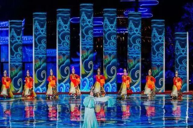 """?#26412;?#19990;园会开幕式看了吗?吉林市歌舞团""""唱主角"""""""
