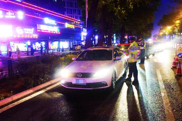 长春市朝阳区对重点交通违法行为施重拳