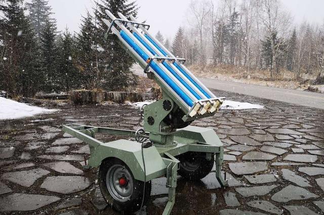 吉林省人工增雨降低森林草原火险等级