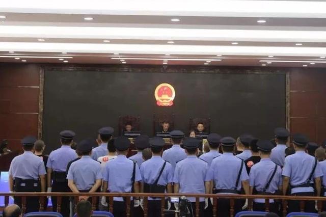 """梅河口市检察院:提起公诉的""""套路贷""""案件一审宣判"""