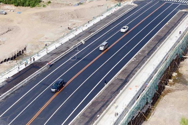 延吉市北部区域更便利了!大兴桥今日通车!