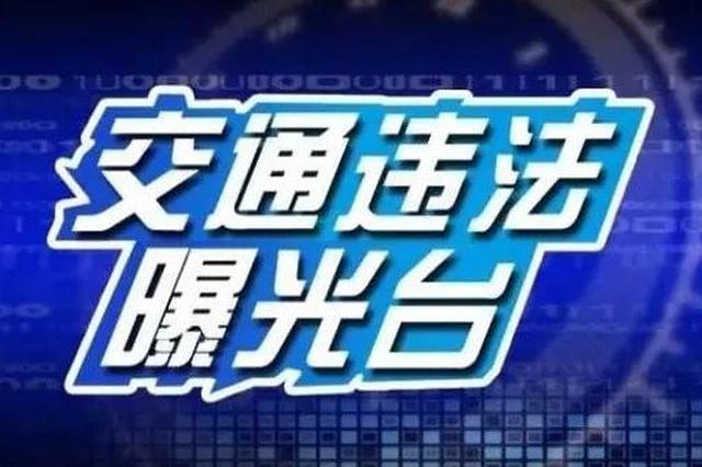 吉林省公安厅交警总队曝光违法次数较多大型公路客车