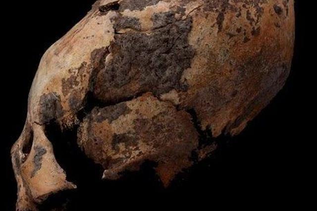 """吉大考古团队在大安市发现最早的人类颅骨""""整形""""!"""