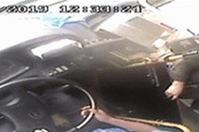 延吉一女子抢夺公交车方向盘被刑拘