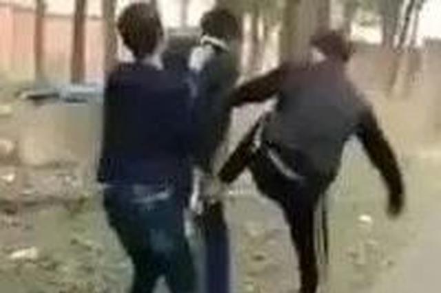 延边4名未成年男孩聚会喝酒 结果有人被砍伤!