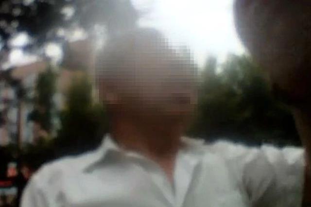 长春一男子不服从交警管理 拳袭女警被拘留