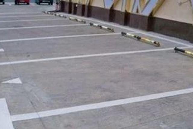 吉林市东市场有地儿停车啦 计划增加停车位1000个