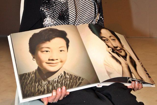 """歌手姚莉去世享年96岁 上海滩从此再无""""歌后"""""""