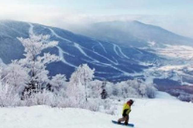 吉林市推动冰雪产业高质量发展迈上新台阶