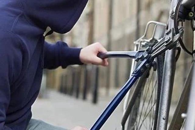 """延吉警方抓获一偷自行车""""大盗""""今年七月刚出狱"""